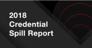 2018 Credential Spill Report, Shape Security