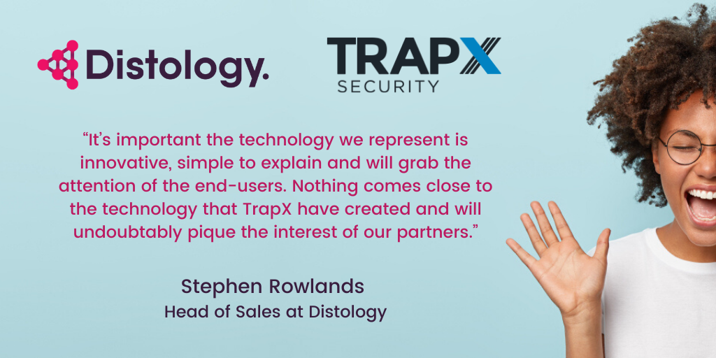 Distology TrapX Announcement