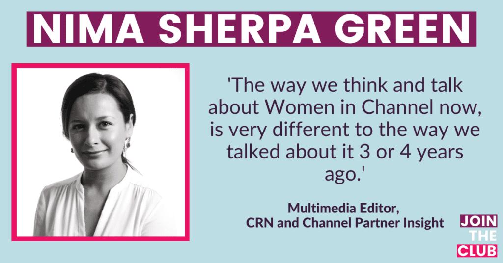 Join the Club: Nima Sherpa Green